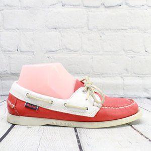 SEBAGO Docksides Boat Deck Loafer Shoes Size 7 M